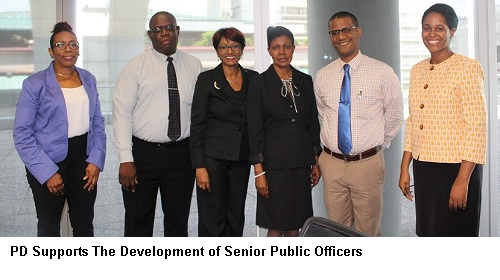 PD Supports the Development of Senior Public Officers